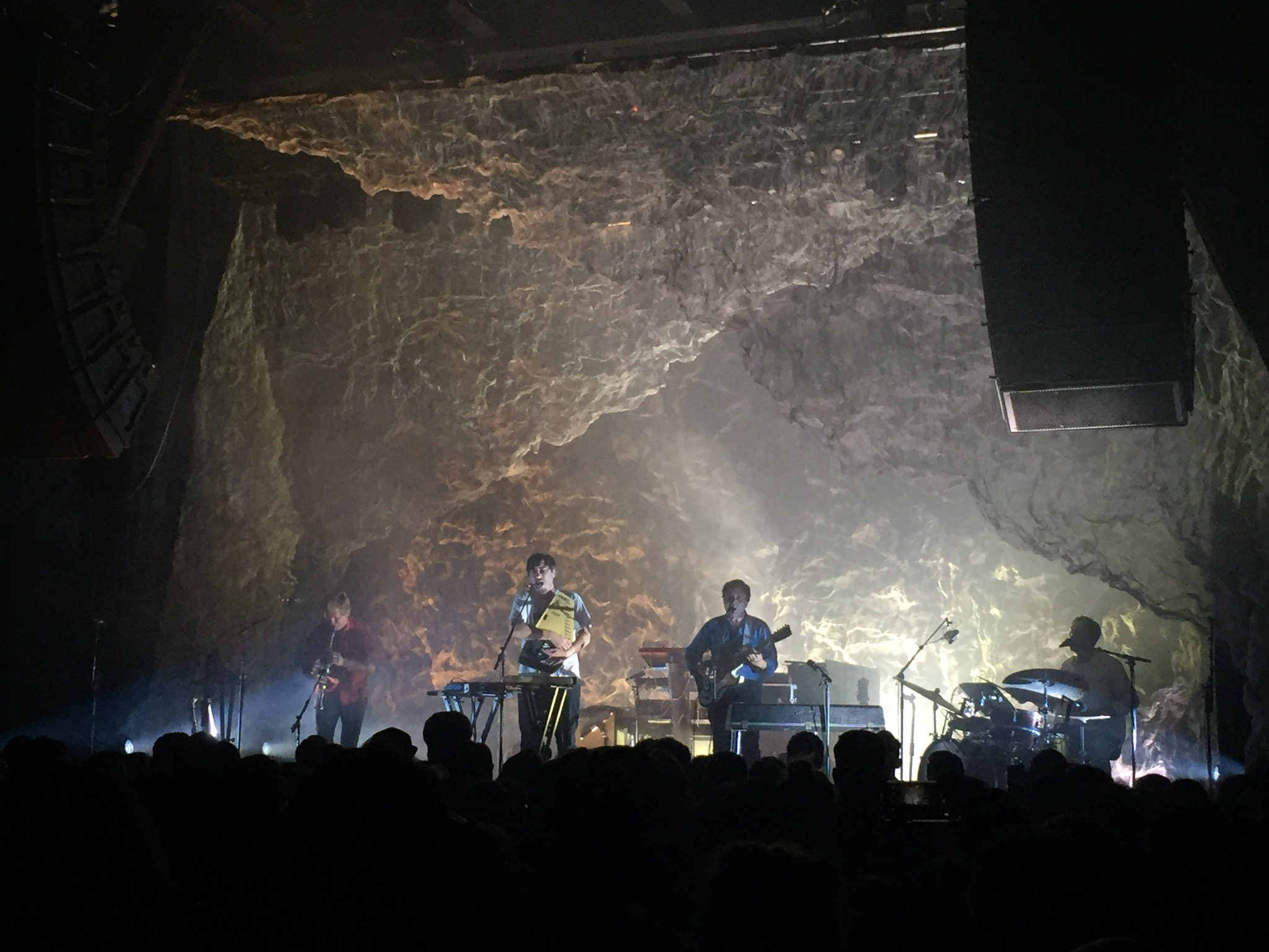 Grizzly Bear at Canton Hall (my photo)