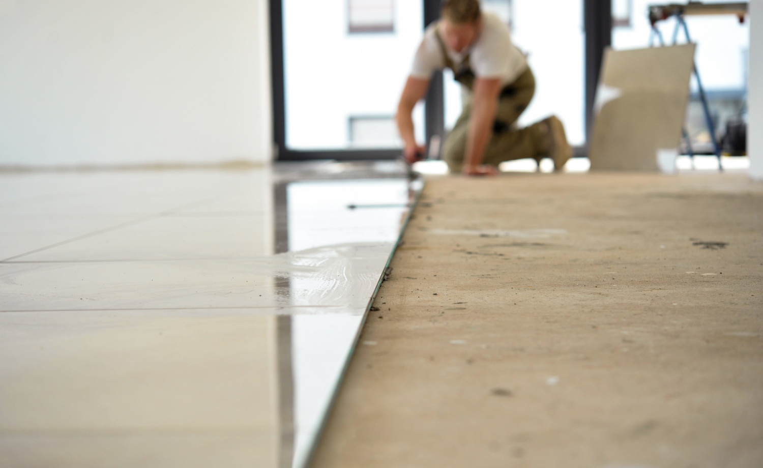Advanced Certified Tile Installers