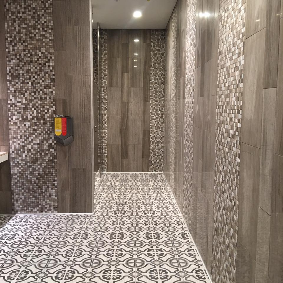 Interceramic Showroom, San Antonio, Texas
