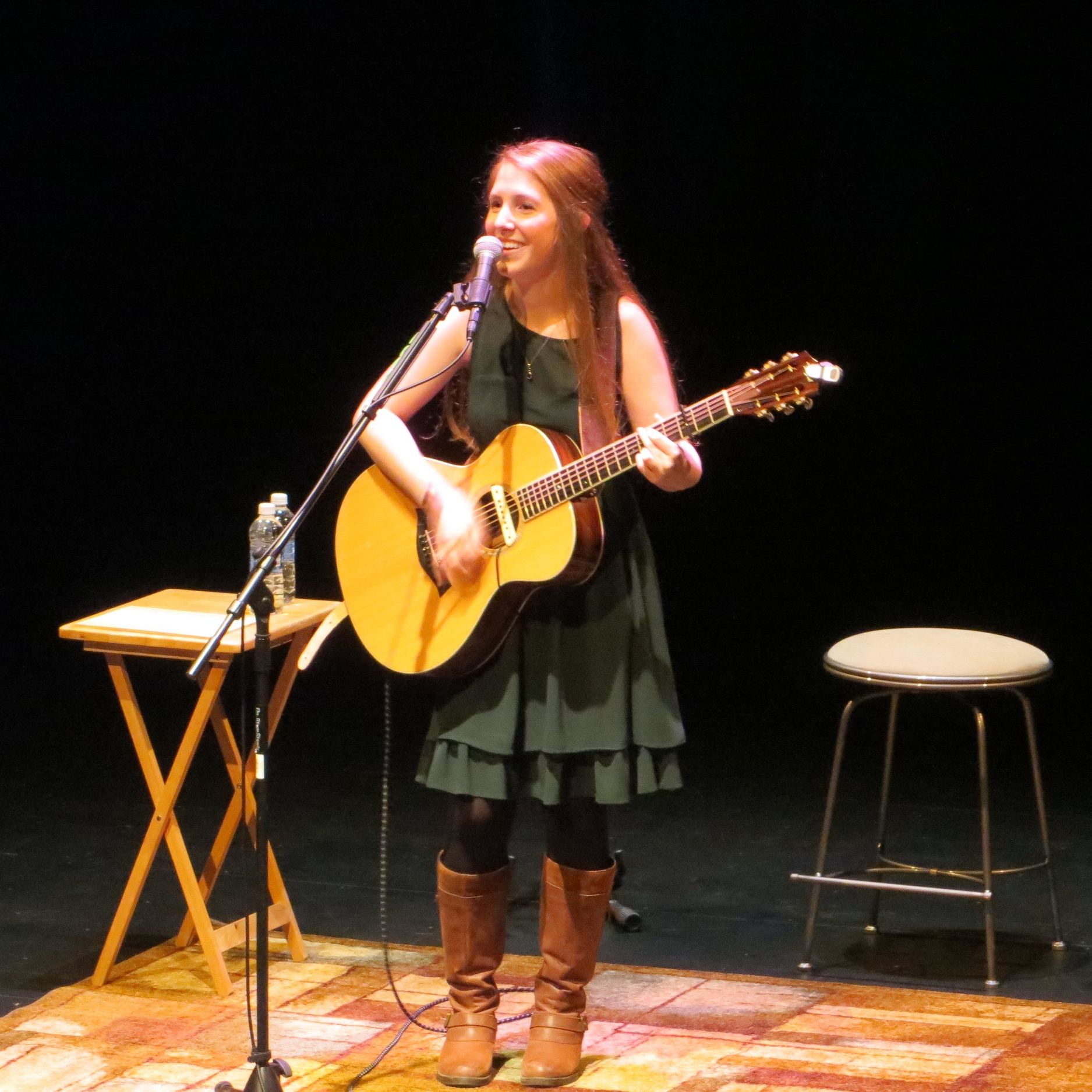 Brittany Jean at Snowy Owl Theater