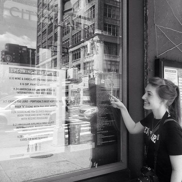 Throwback to that one time I found my name in the City Winery NYC's window... A year ago today, I was getting ready to open for a 12-gold-albums and 21-consecutive-Top-40-hits band's sold out show in New York City. I am still so thankful for everything that led up to some girl from Brewster, WA, getting that chance. I'm also so grateful to my mom, my dad, and my brother Evan for coming along on that adventure with me. If I was relaxed and having the best time ever instead of completely psyching myself out, it was because they were there.