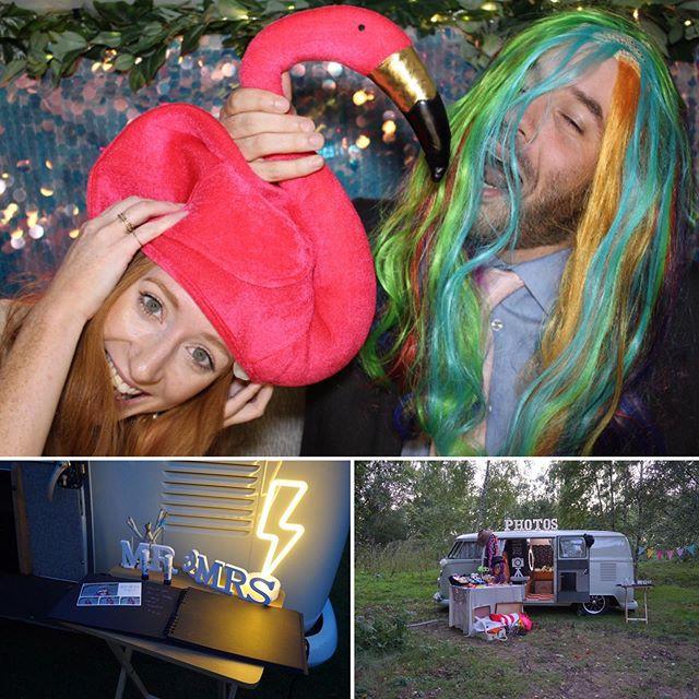 Recent photo booth fun! #camperphotobooth #photobooth #photoboothhire #kentwedding #essexwedding #prestoncourt #coolingcastlebarn #thenightyard #thatamazingplace #theorangery