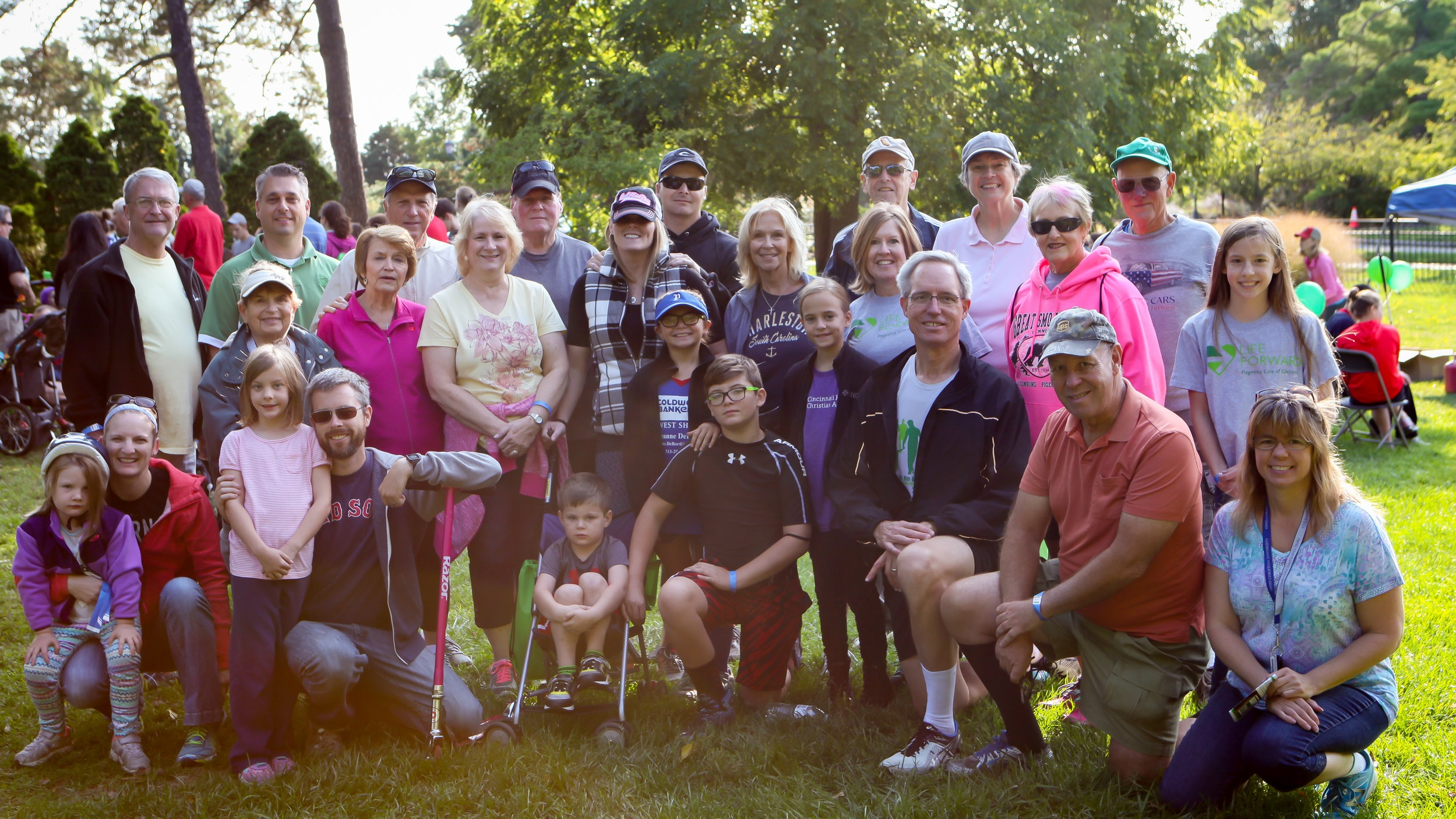 Recruit Others to REGISTER TO WALK -