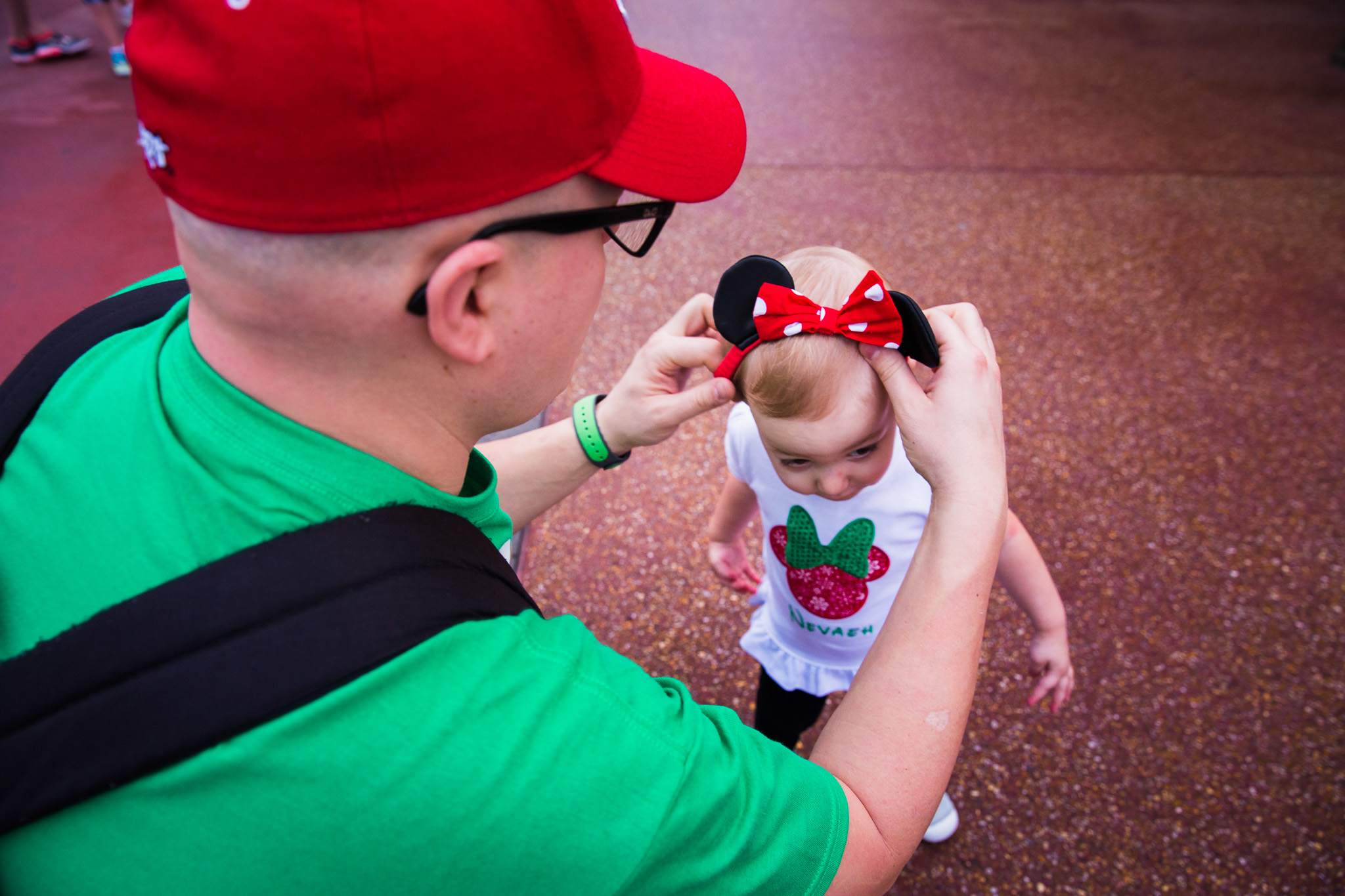 disney family photographer / magic kingdom christmas / disney documentary photographer
