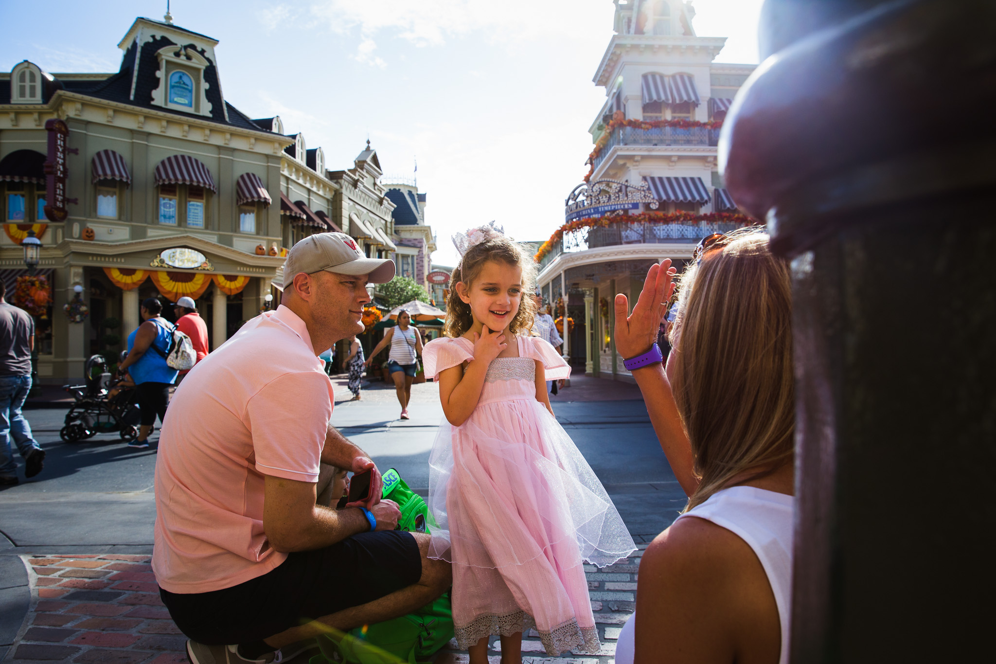 disney documentary photographer / magic kingdom photographer