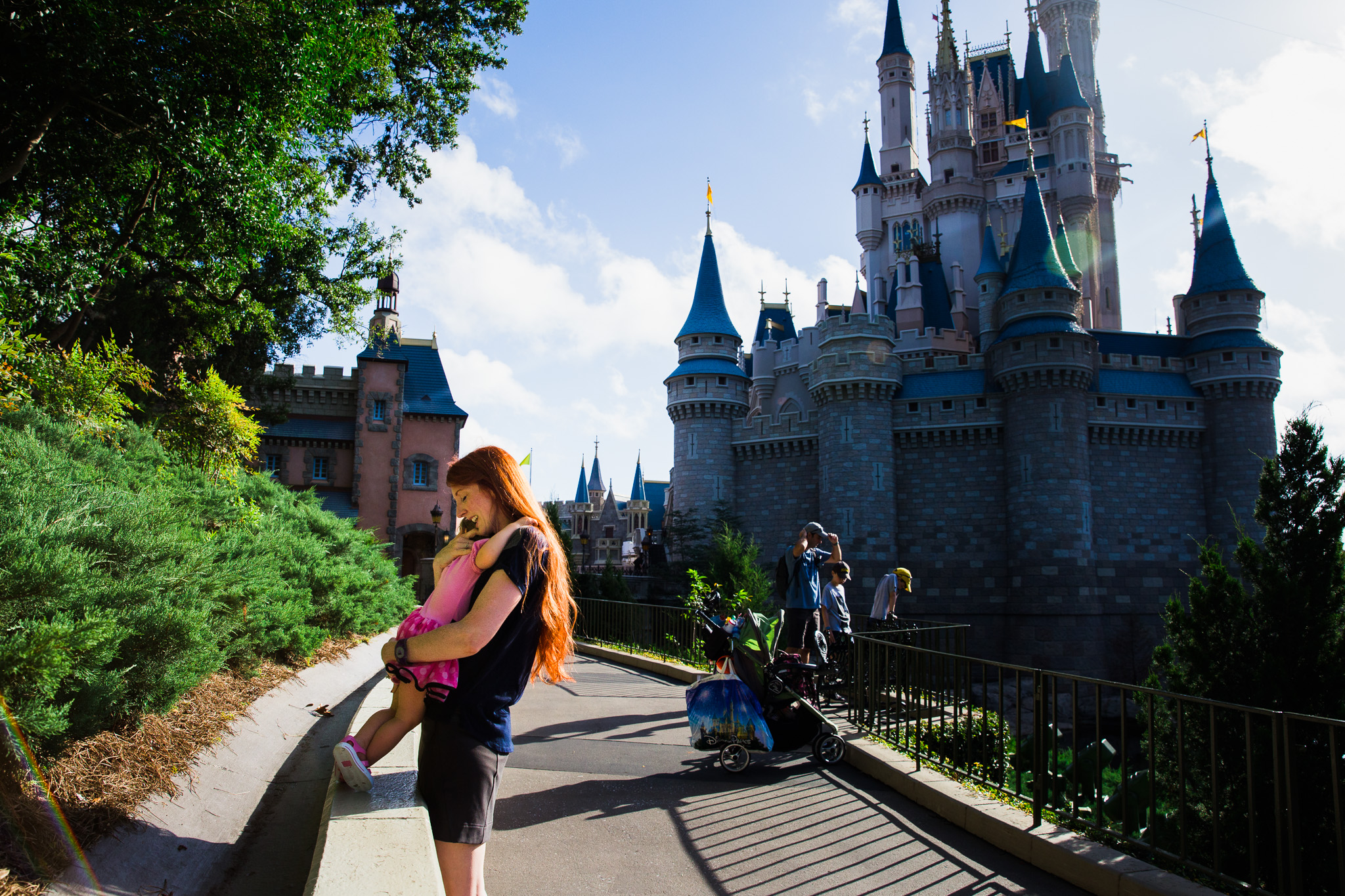 magic kingdom photographer / disney documentary photographer / disney lifestyle photographer