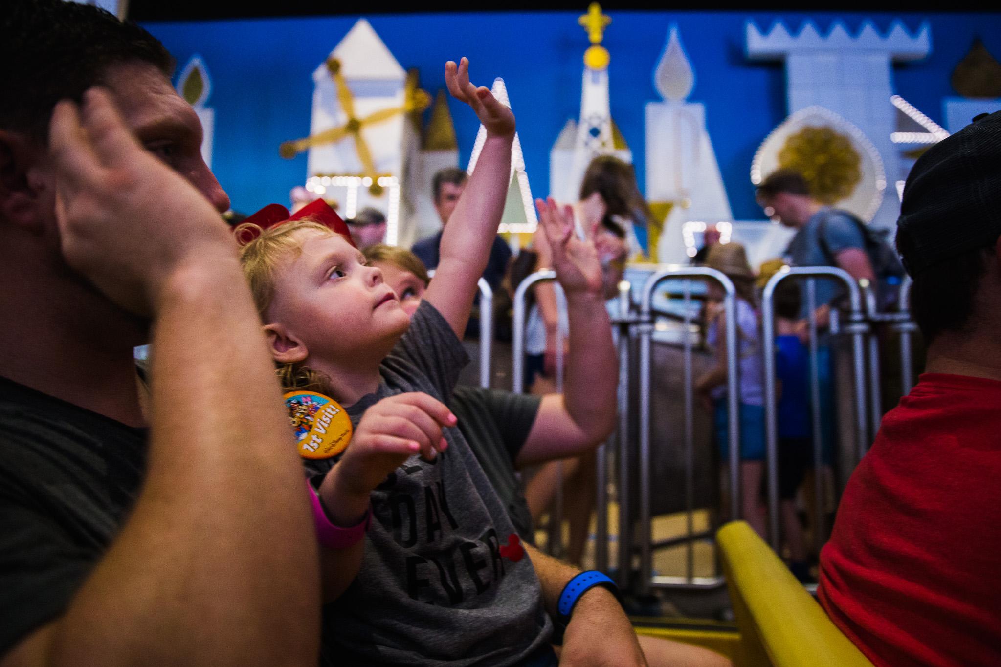 disney documentary photographer / magic kingdom family photographer