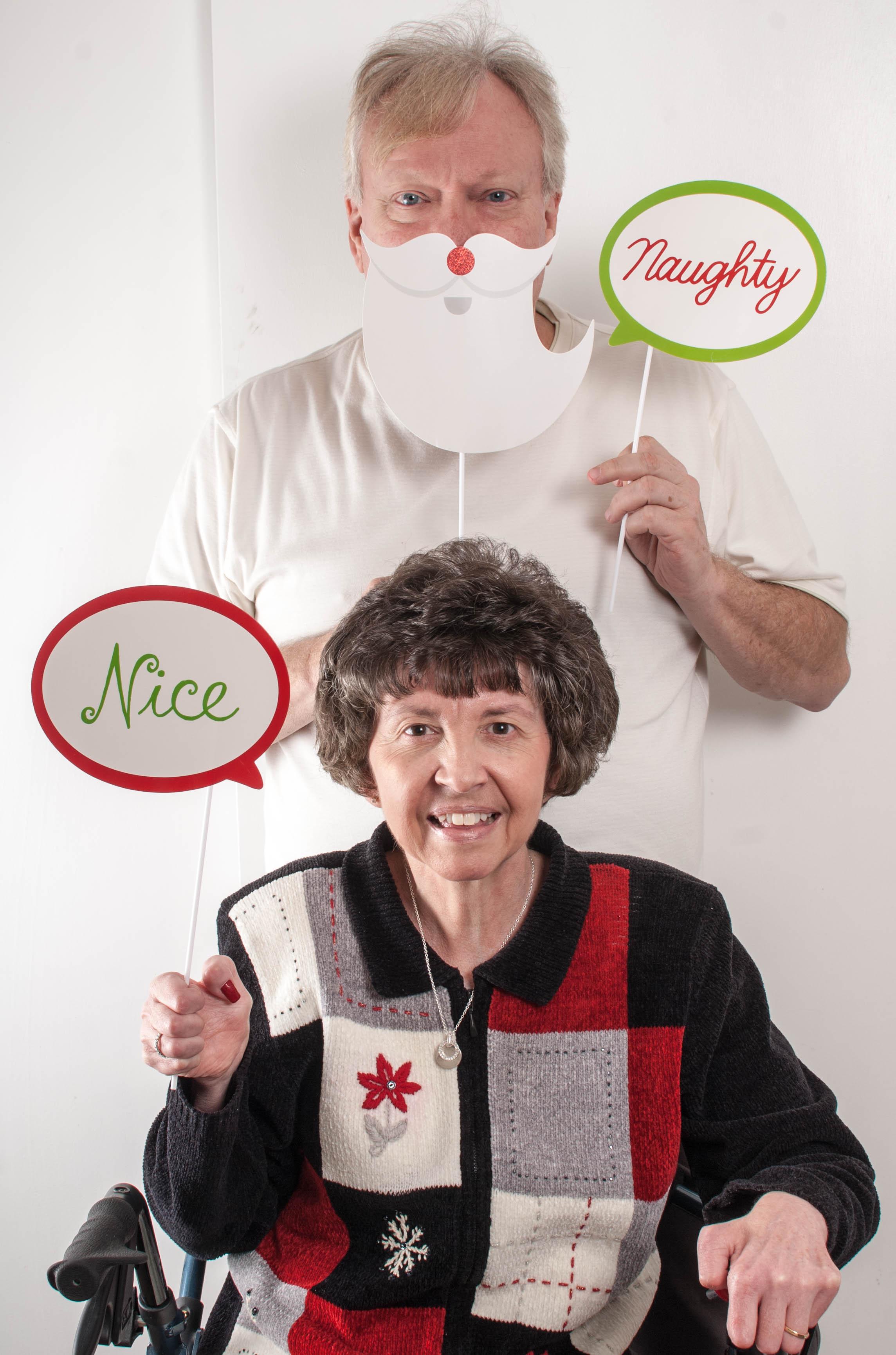 Grandpa Ed and Grandma Karri