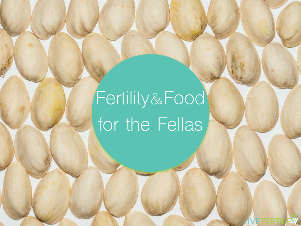 food fertility for men