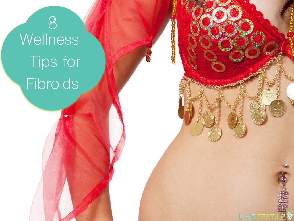 Natural fibroid tips, nutrition and exercise for fibroids
