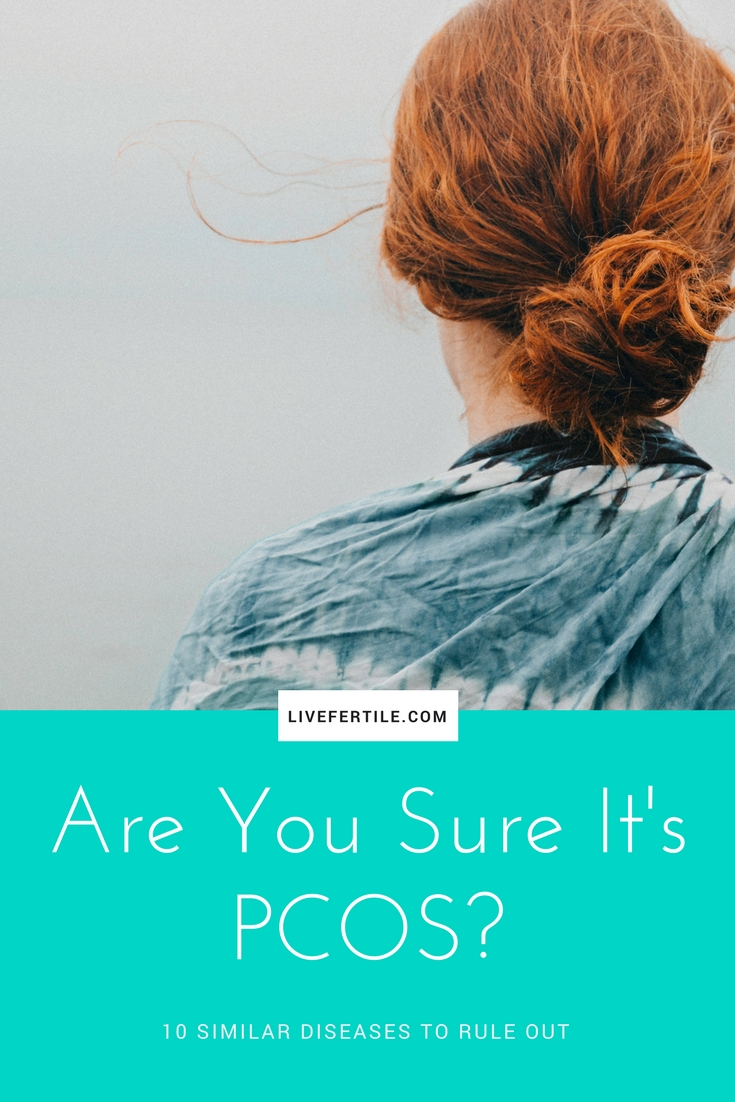 Are You Sure It's PCOS Self and Differential Diagnosis for Polycystic Ovary Syndrome