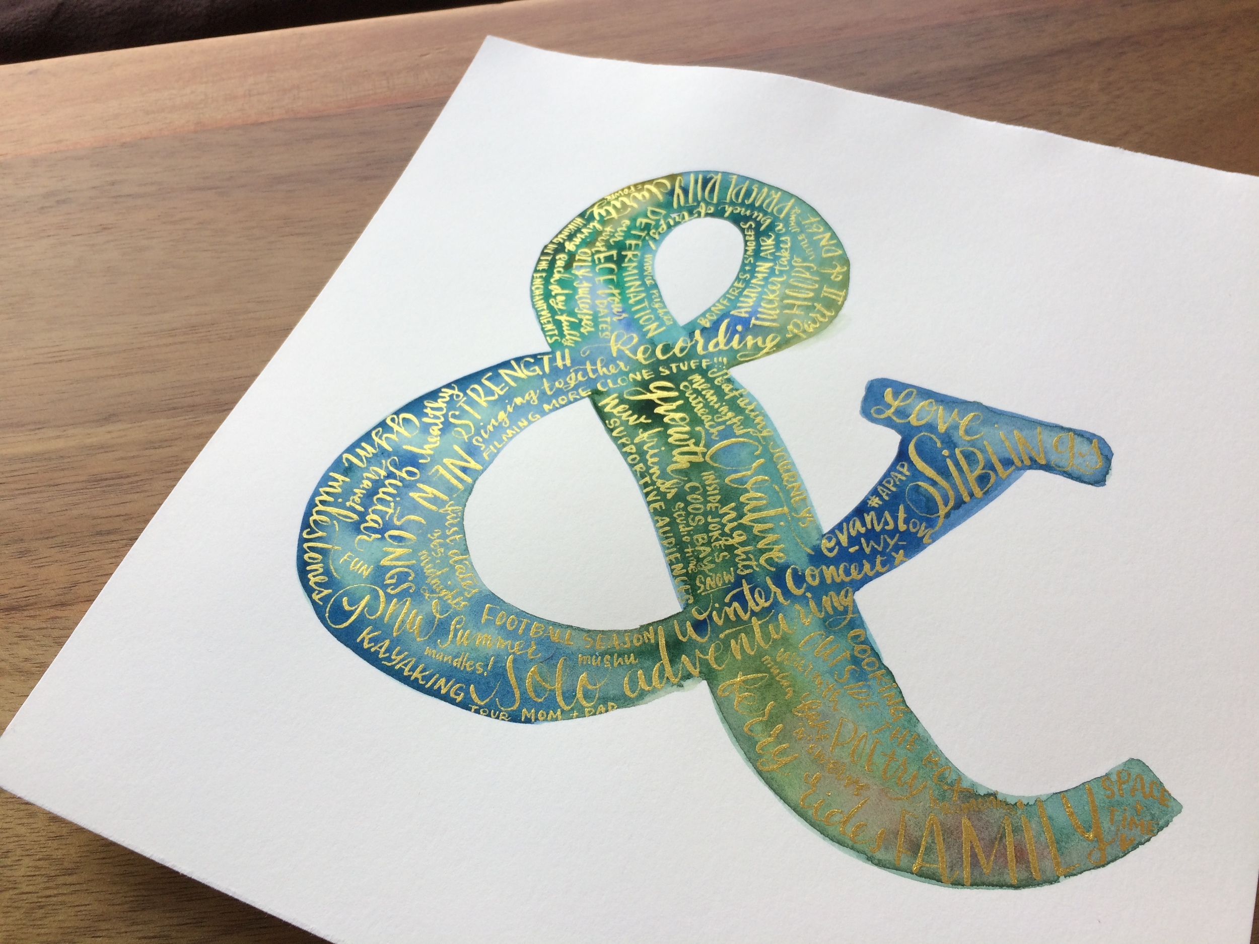 The Golden Letter Project