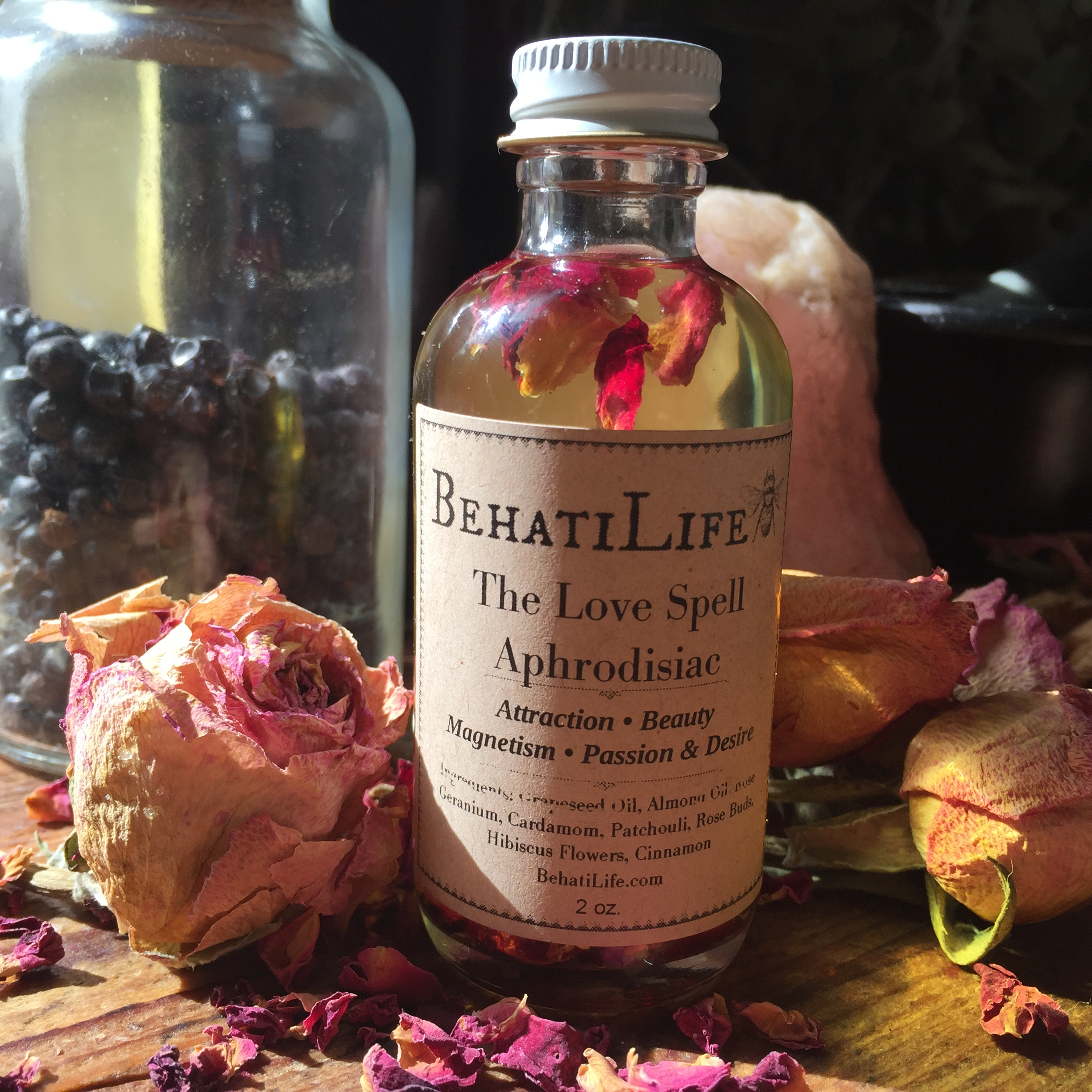 Shop the Apothecary - Intention | Beauty | Magick