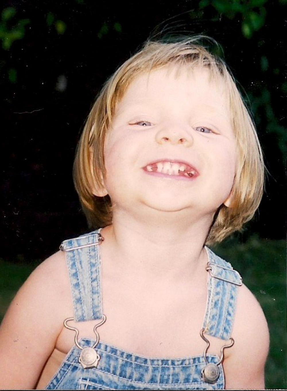 My millennial daughter Lauren