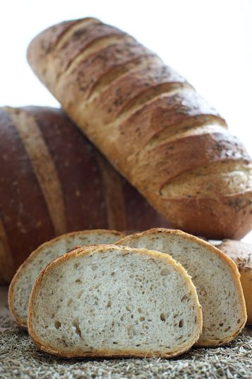 NEW YORK RYE   A classic, packed with rich rye flavor. Great for pastrami sandwiches.