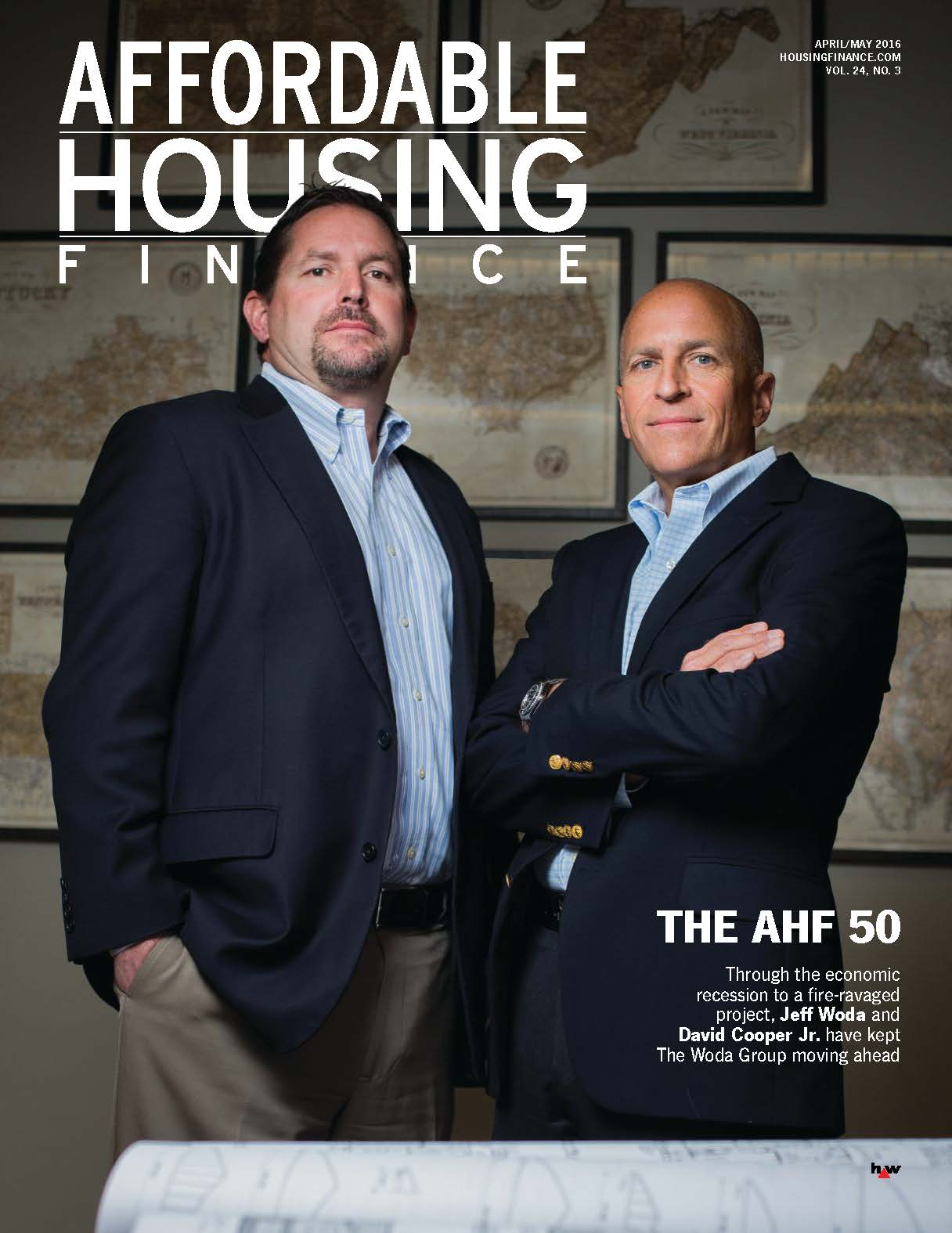 - Madhouse named one of the Top 50 Affordable Housing Developers of 2015.