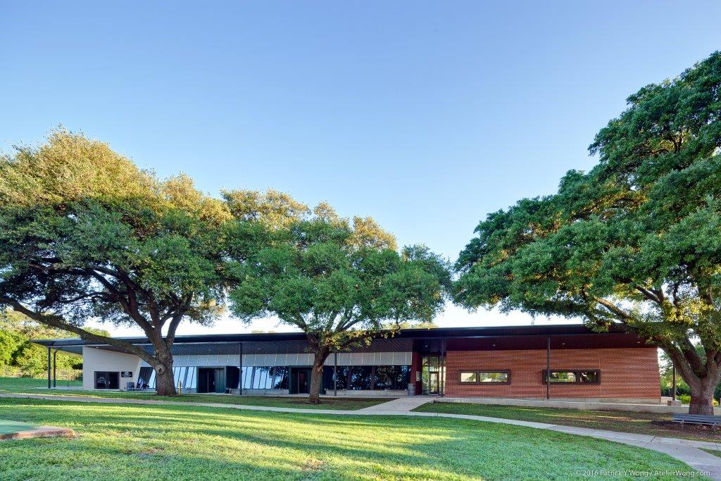 Henry Flores Education and Training Center in Austin, Texas