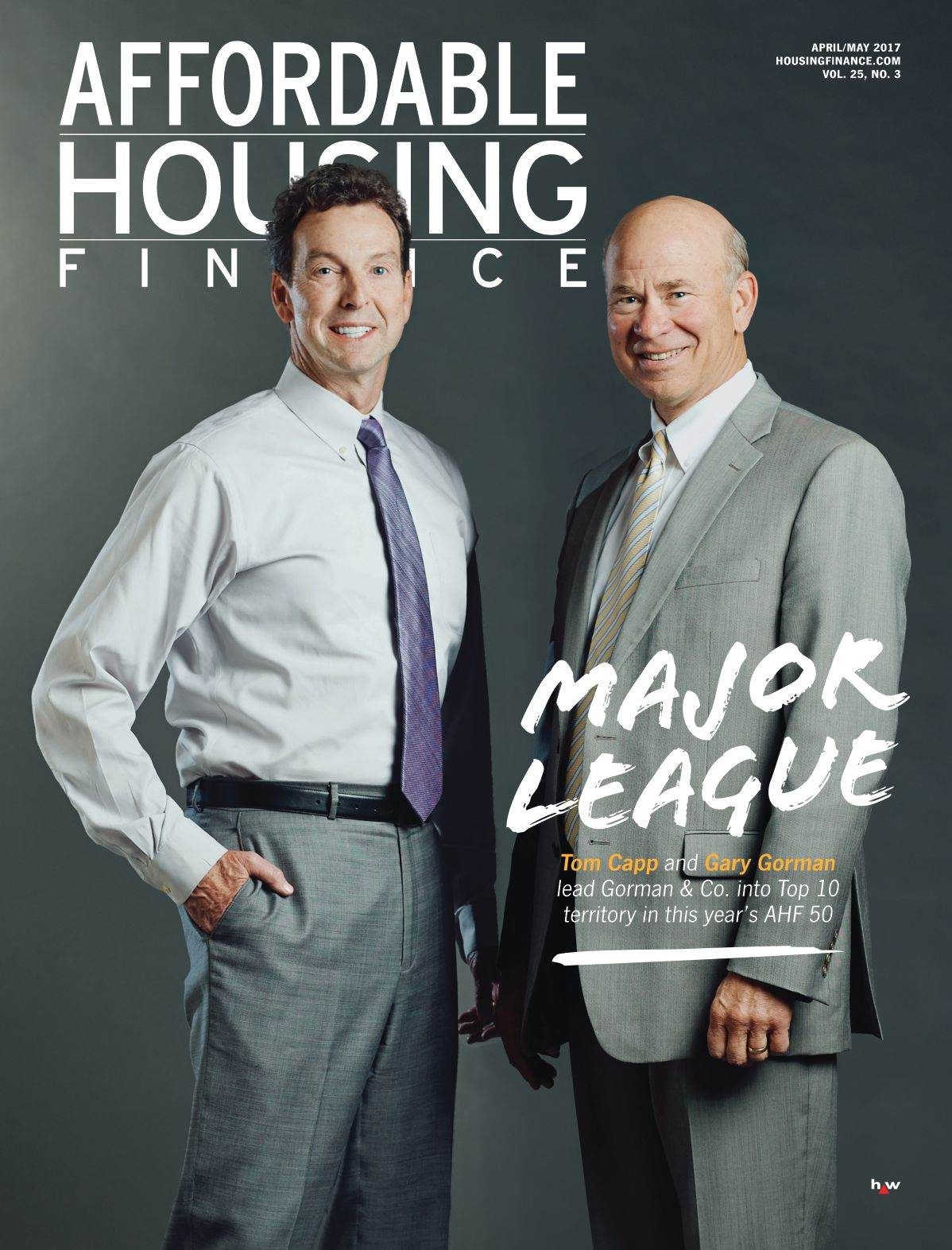 - Madhouse named one of the Top 50 Affordable Housing Developers of 2016.