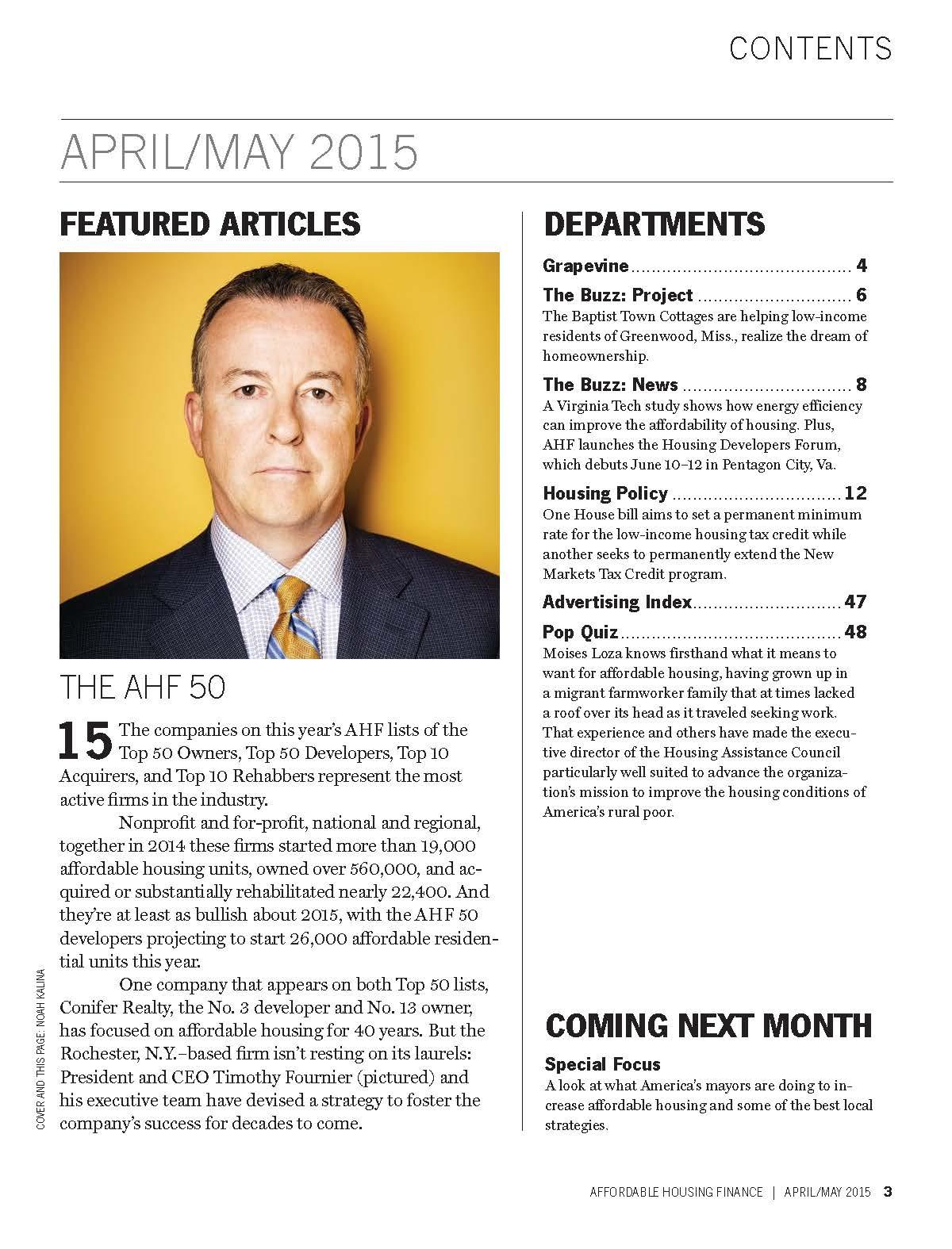 2014 AHF Top 50 Magazine - Madhouse Development