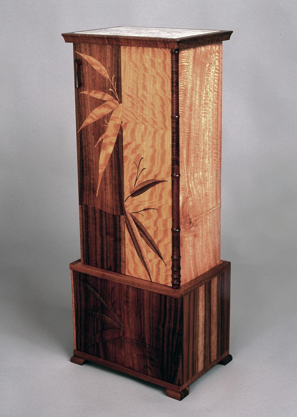 Ulu'ohe Bamboo Stand