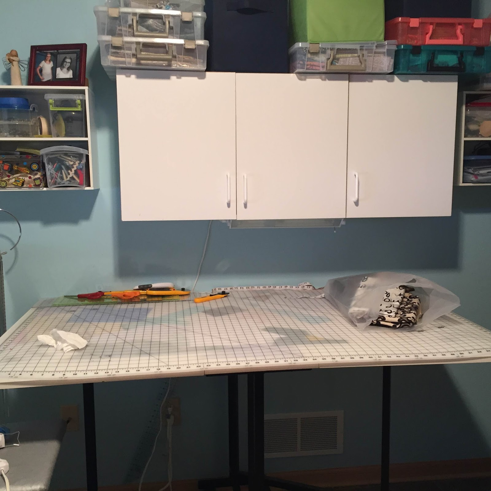 Fabric Cutting Table
