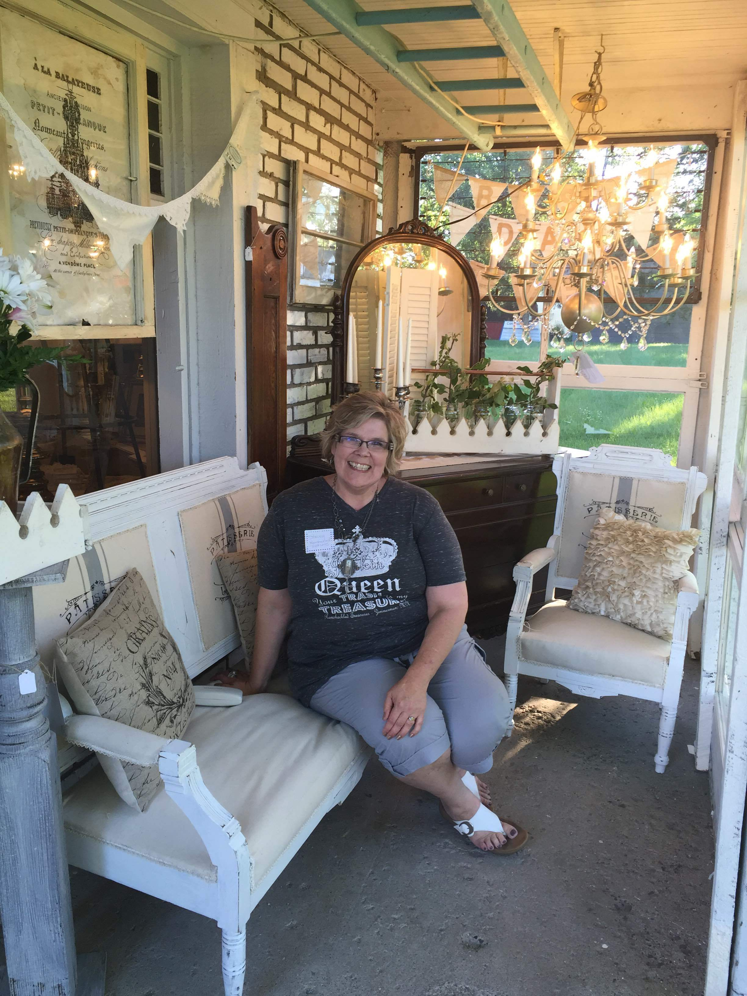 Ramshackled's Owner, Stacey