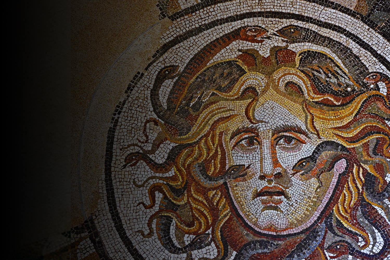 Dangerous Beauty  A presentation on the MET's exhibit  of Medusa in Classical Art   Thursday, February 21st   Join Us