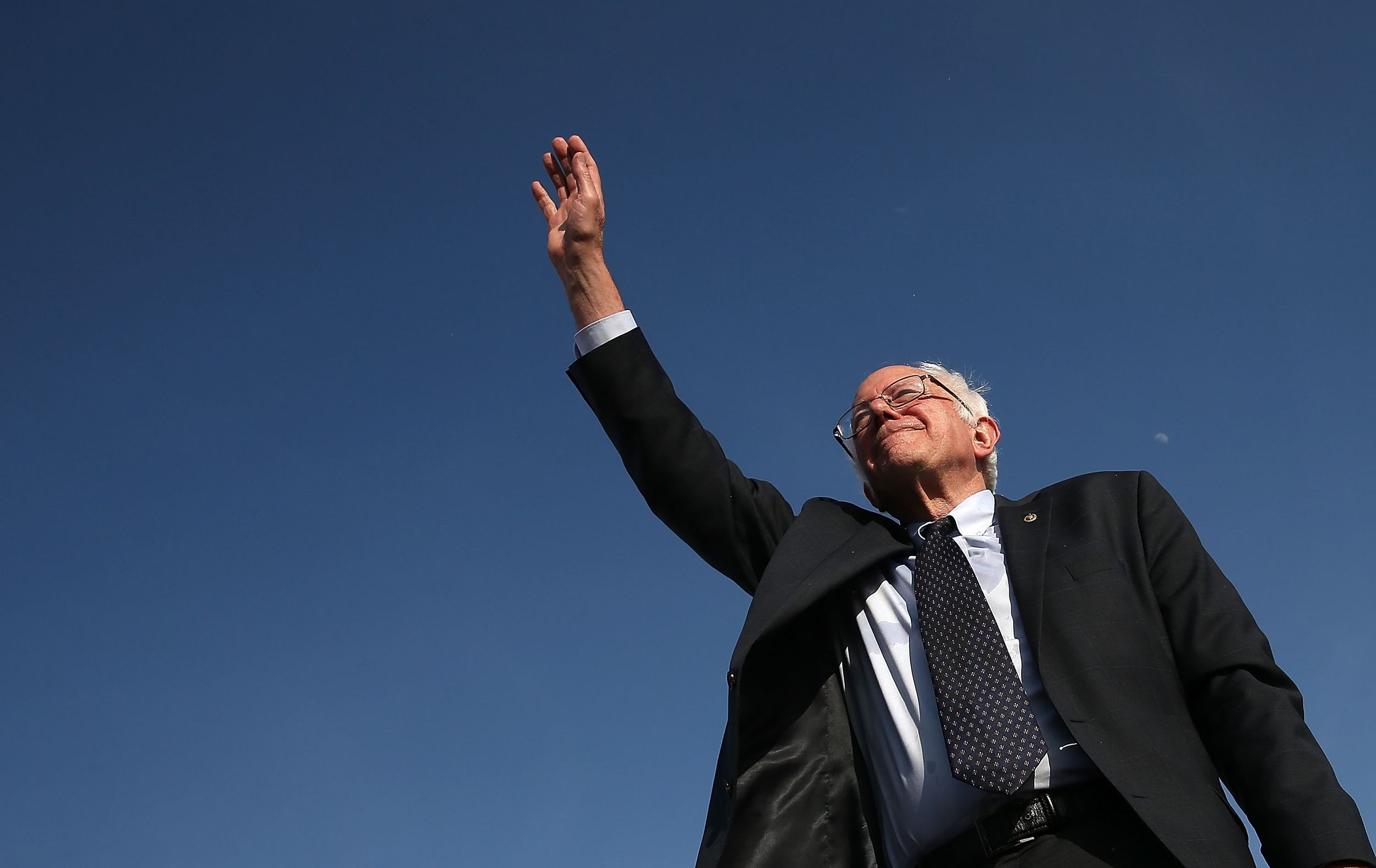 Bernie Won't Win The Nomination, But This Is What His Success Says About America   Even though Bernie didn't make it into the 2016 general election, his campaign has proven that the kind of politics he represents is much more widely supported than most realized, and has already started pushing America toward radical change.