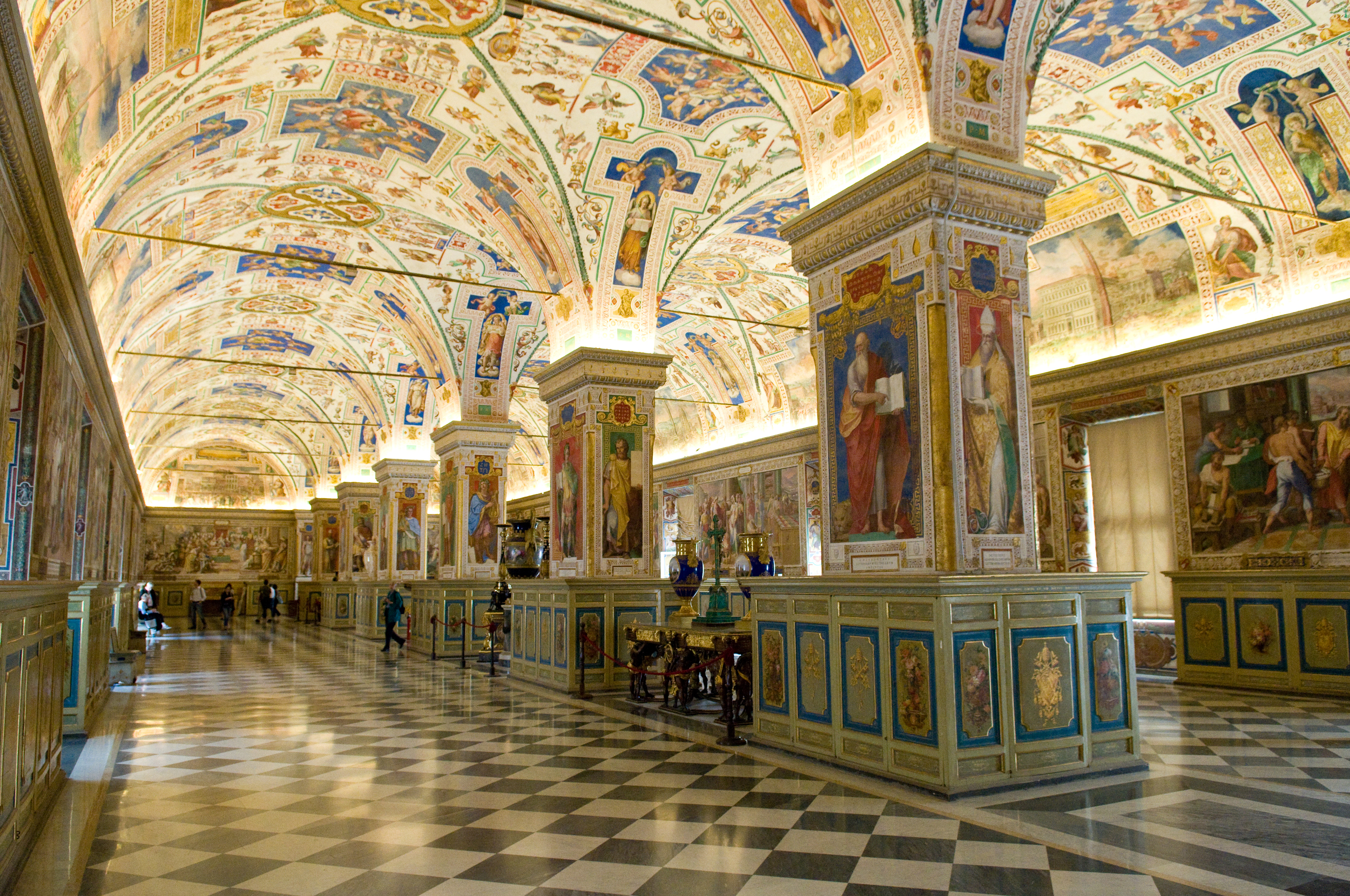 Should The Vatican Sell It's Assets To Help The Poor?   Though no official number is publicly confirmed, financial institutions the world over estimate the Vatican's wealth to be between $10 and $15 billion, making it one of the richest, tax-exempt organizations on the planet. With such extensive monetary resources and so much poverty in the world, one must ask why an institution that prides itself on morals of compassion and giving would choose to retain so many of its assets rather than liquidate and use the funds to help those in need.