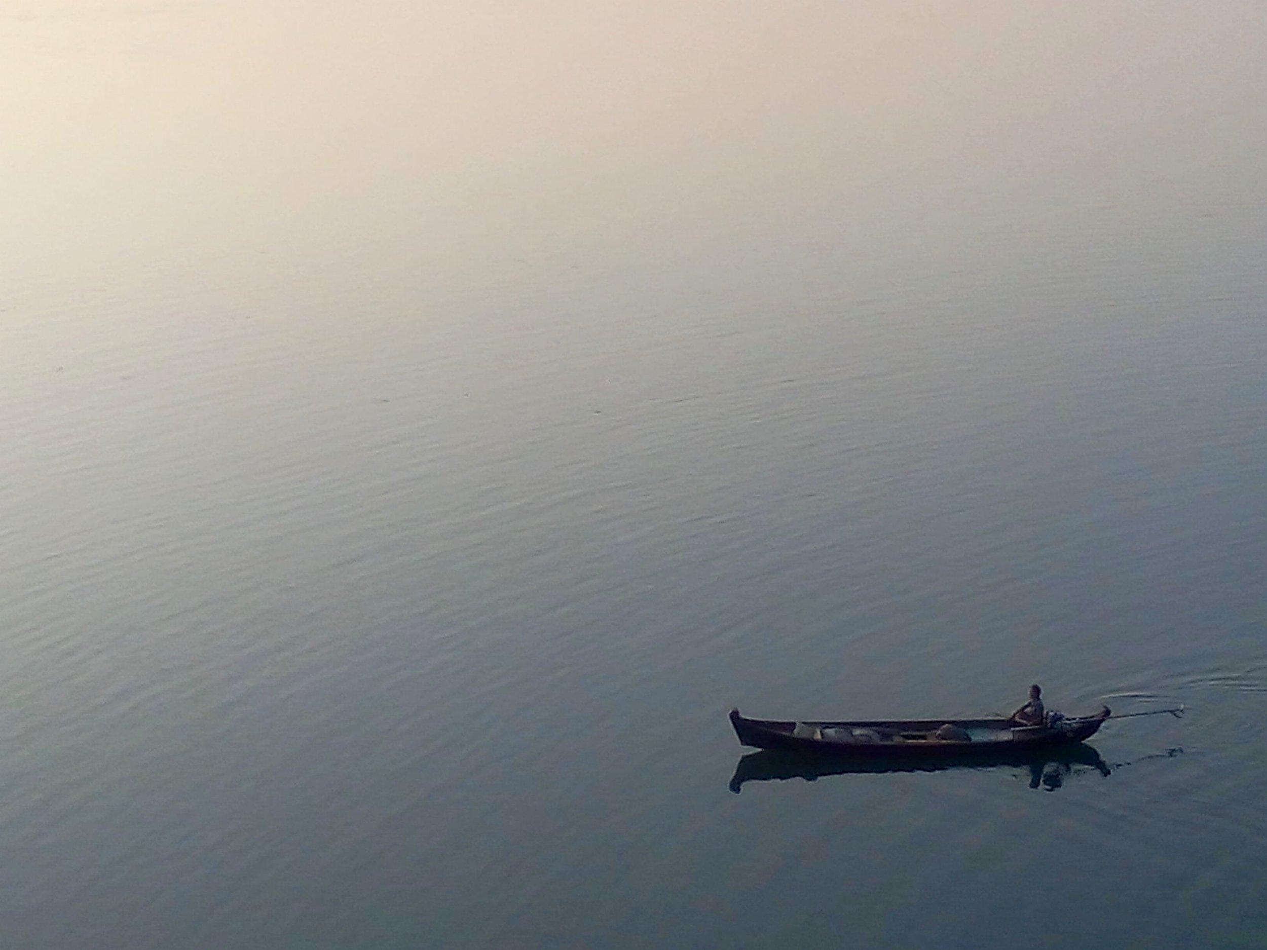 Kandawlay Lake, Pyin Oo Lwin, Myanmar