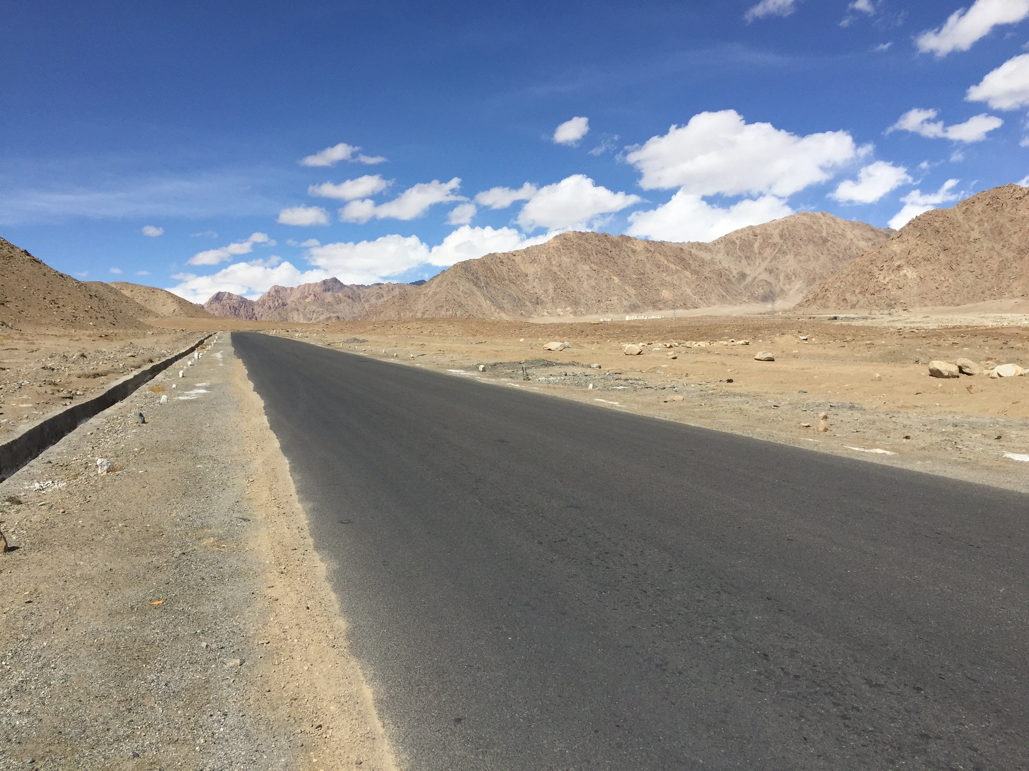 Srinagar-Leh Highway, Ladakh, India