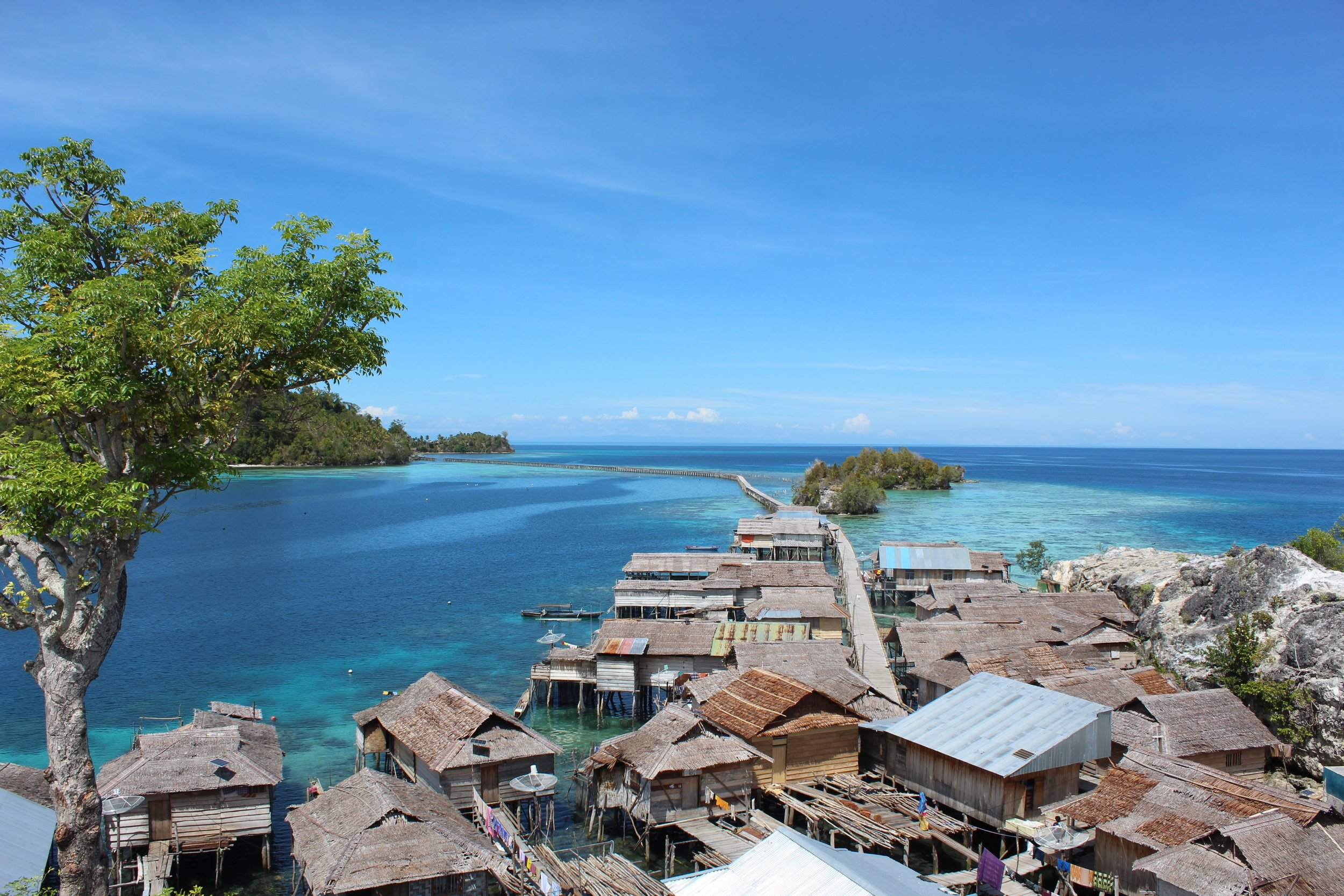 Togean Island, Indonesia