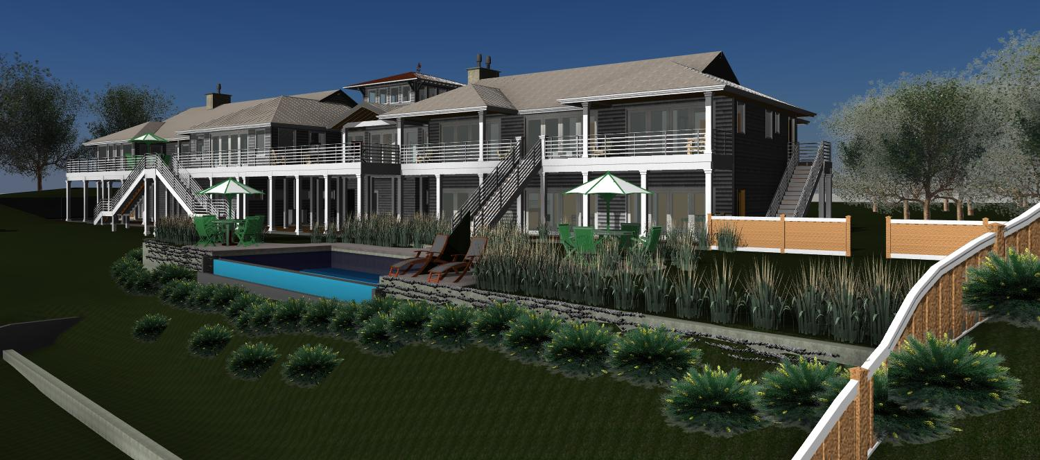 REVISED BUTTERY ADDITION 3 SUITE VERSION - 3D View - PR SOUTHWEST PERSPECTIVE.jpg