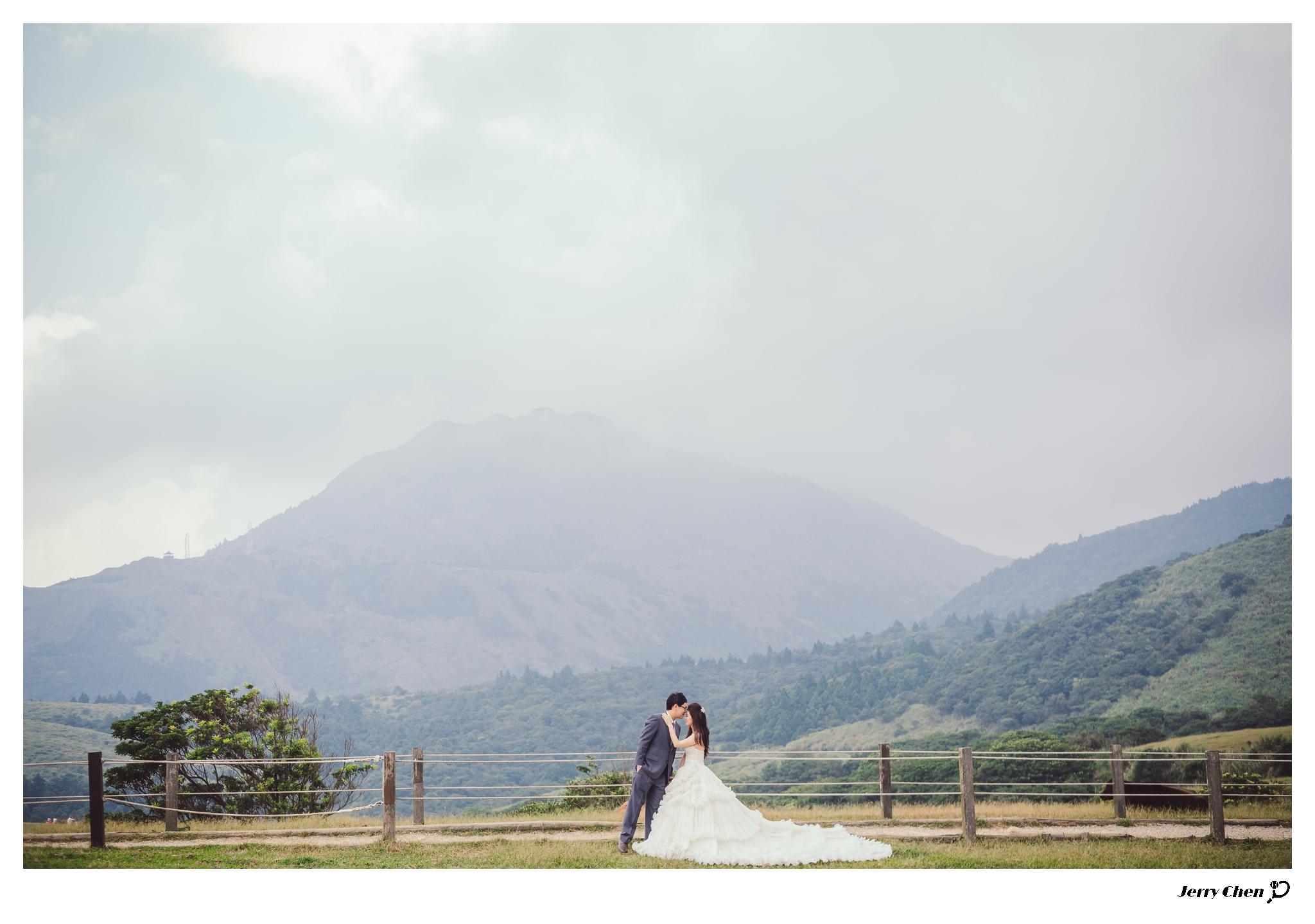 [國內婚紗攝影 - Pre-Wedding Photography] 宏蓁 + 麒年