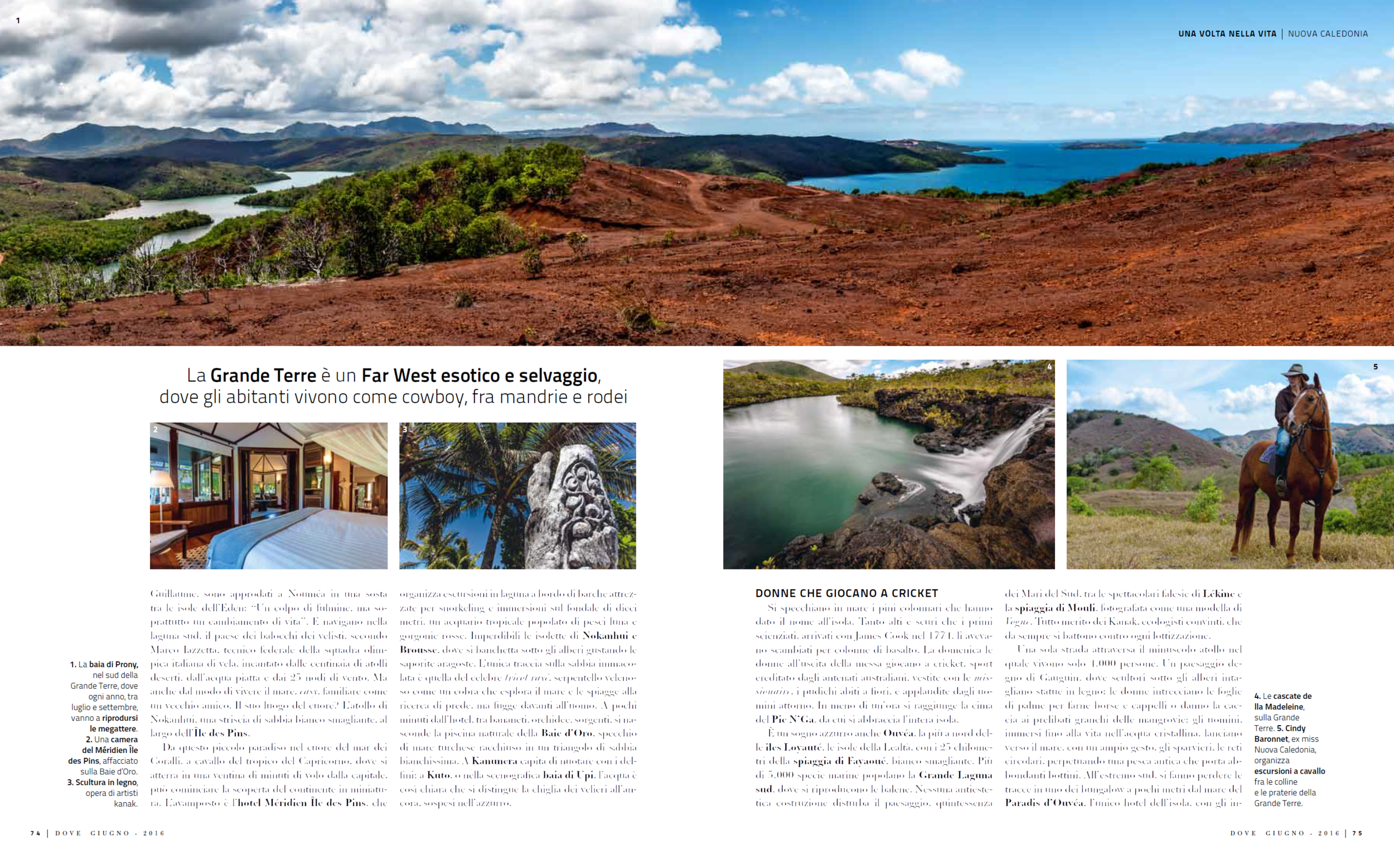 reportage on new caledonia