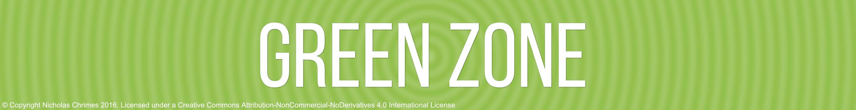 Green Zone label