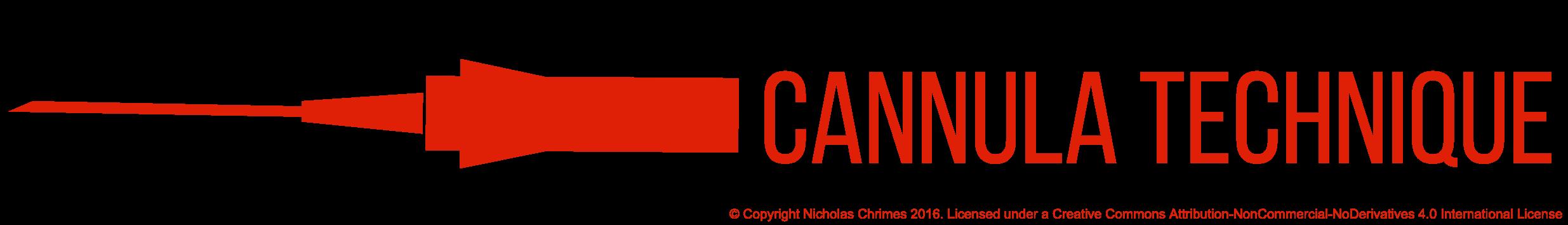 Cannula Technique Icon