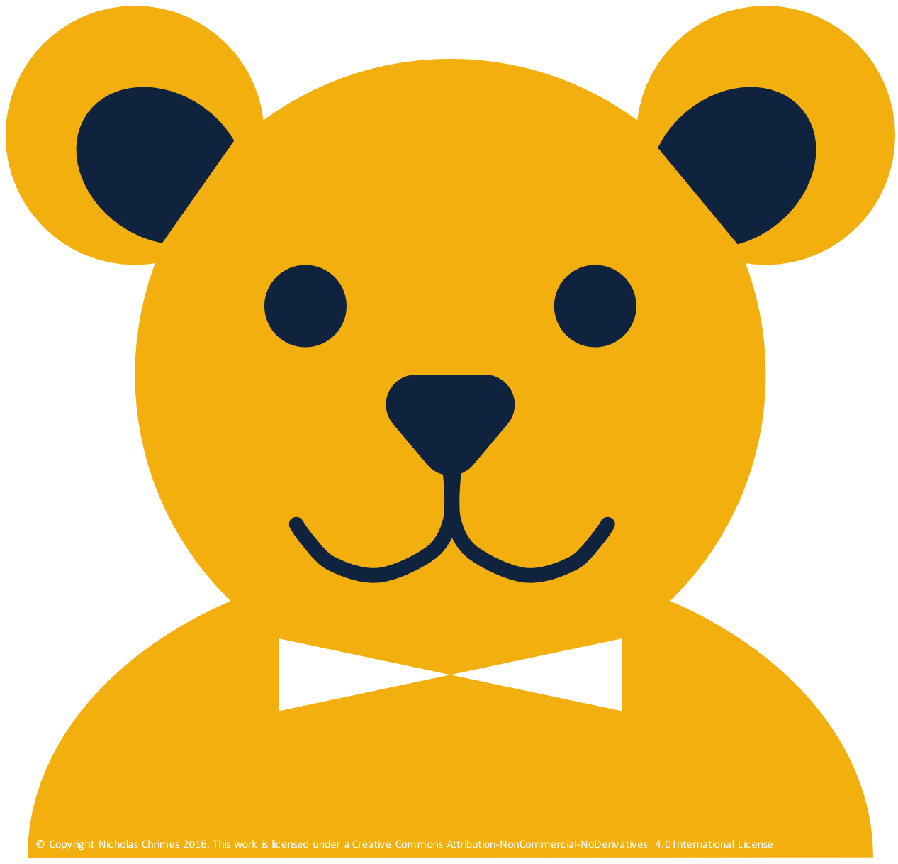 'CICO Bear' - Paediatric Identifier Icon