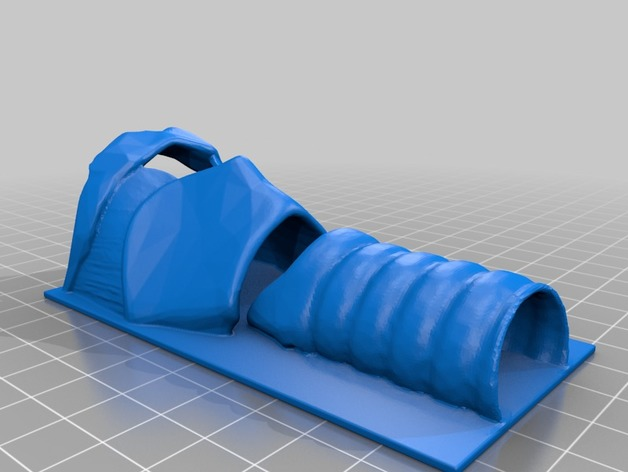 Vortex CICO Rescue Trainer: Larynx component