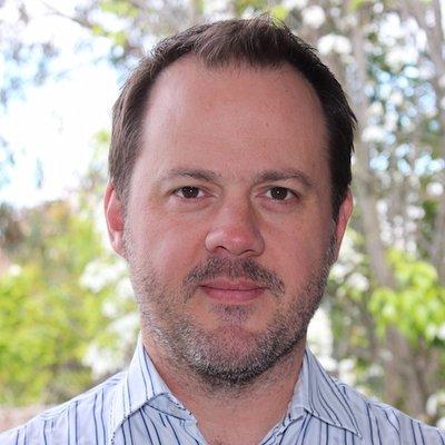 Dr Andy Buck, developer of the Vortex CICO Rescue trainer.