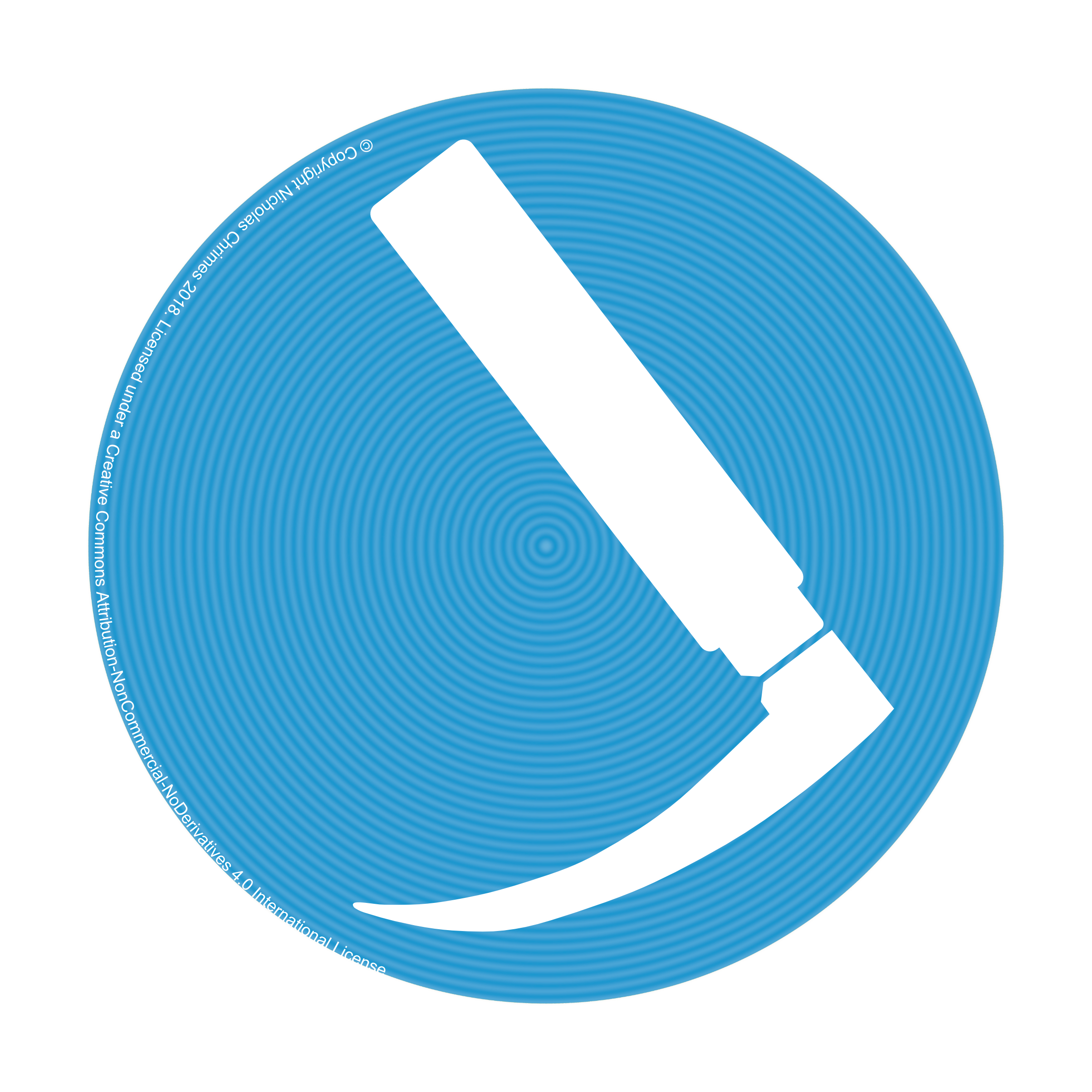 Direct Laryngoscopy/Laryngoscope Icon