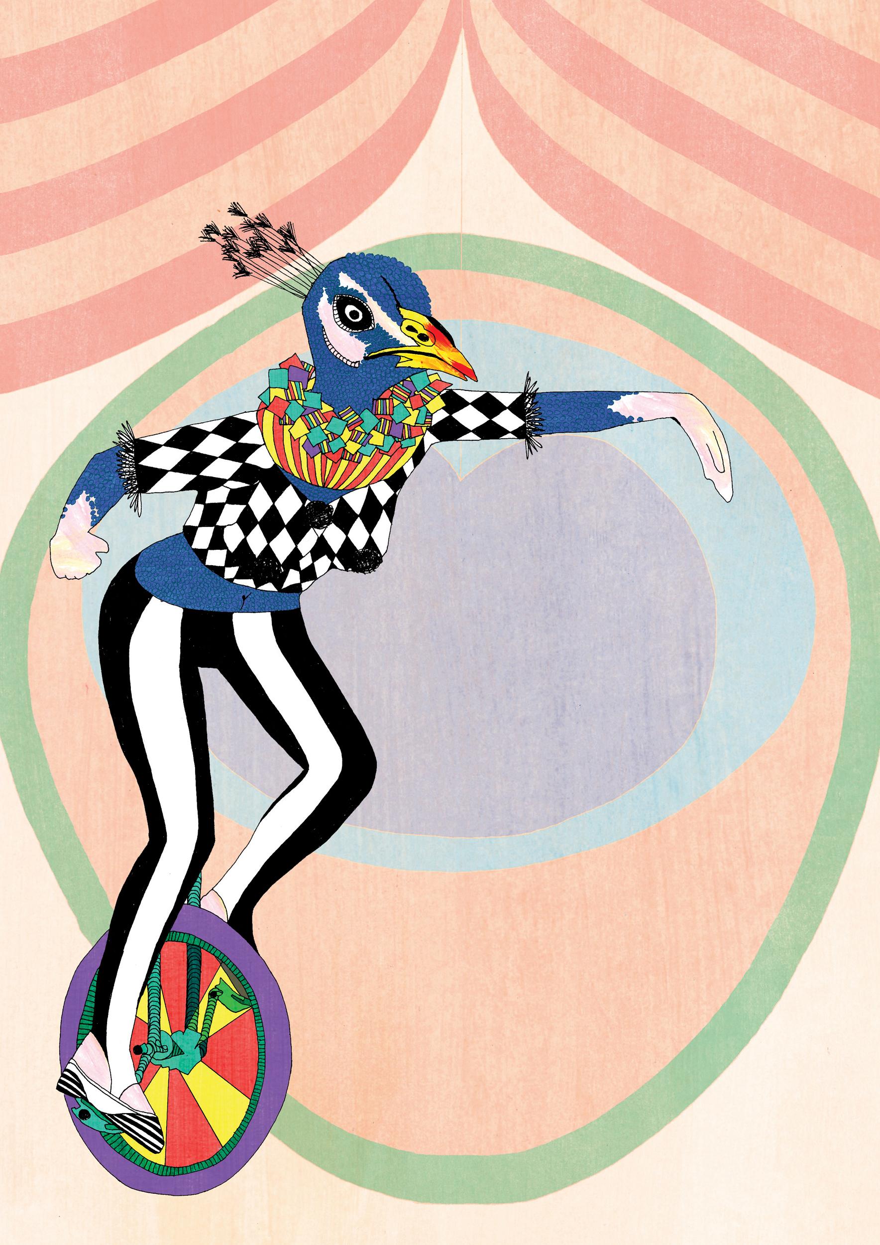 Blind Pig presents: The Vintage Circus