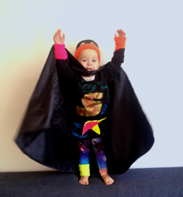 Sogar Mips darf zwischendurch mal Superheldin sein.
