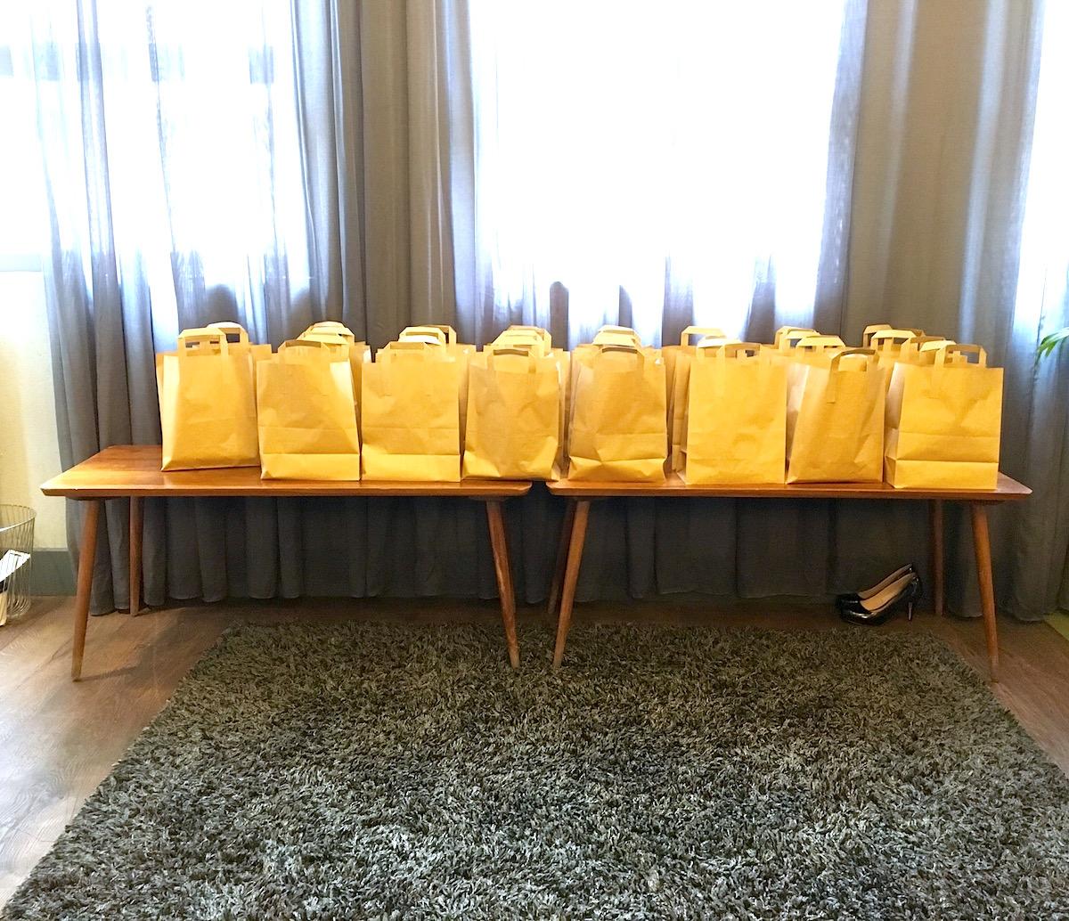 Goodie Bags