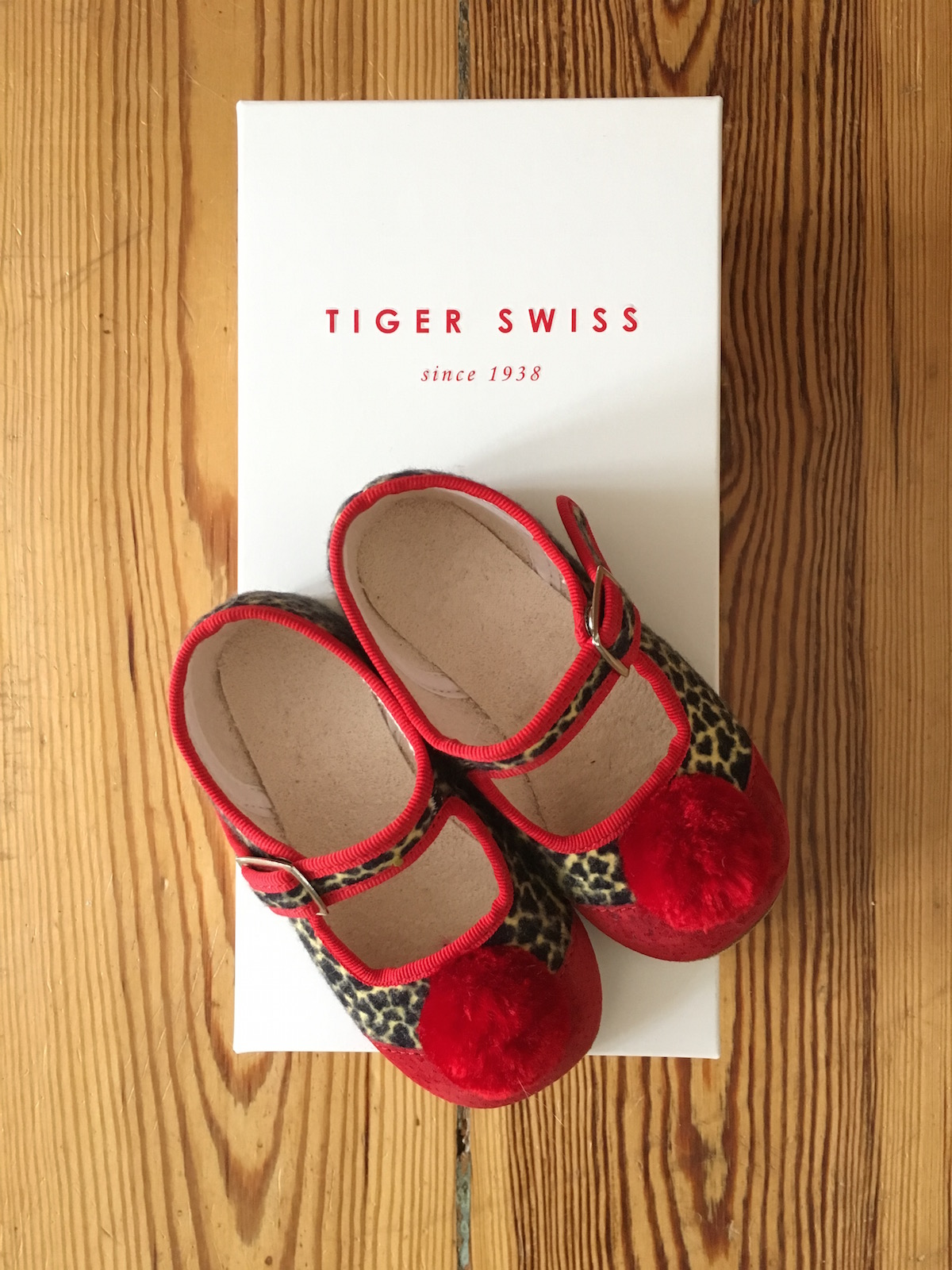 Brand Love - Tigerfink Swiss