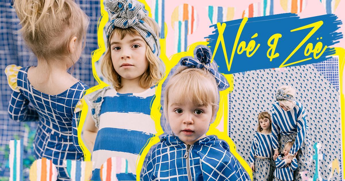 hauptstadtmutti - Love Tribe. Ein Blick hinter die Kulissen der Frühling-/Sommerkollektion von Noé & Zoë. Und wir als Modelle mitten drin.