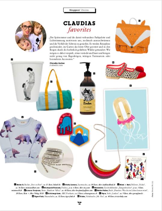 Luna Magazin (Print) - Bloggers Choice Herbst Ausgabe #70