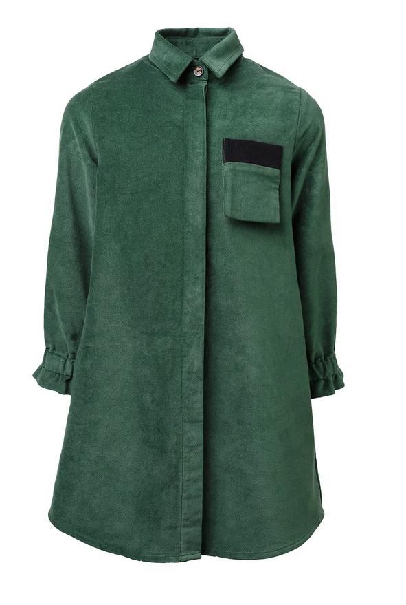 © Green Velvet Dress, Foto von offizieller Website