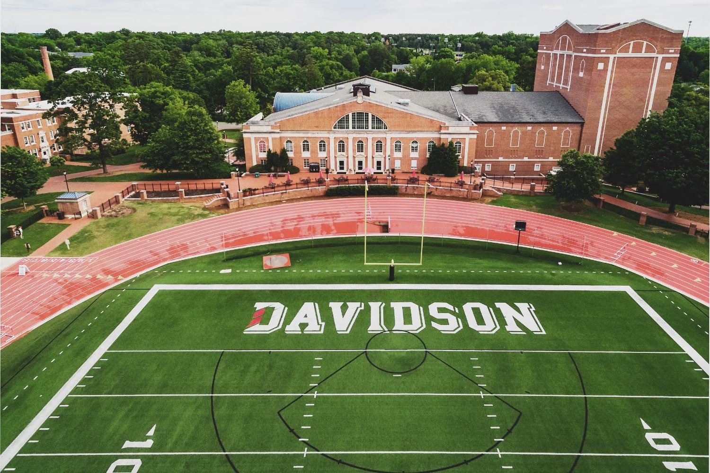 Davidson College Football Field