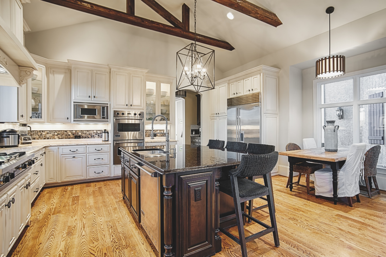 interior shot of kitchen view 2